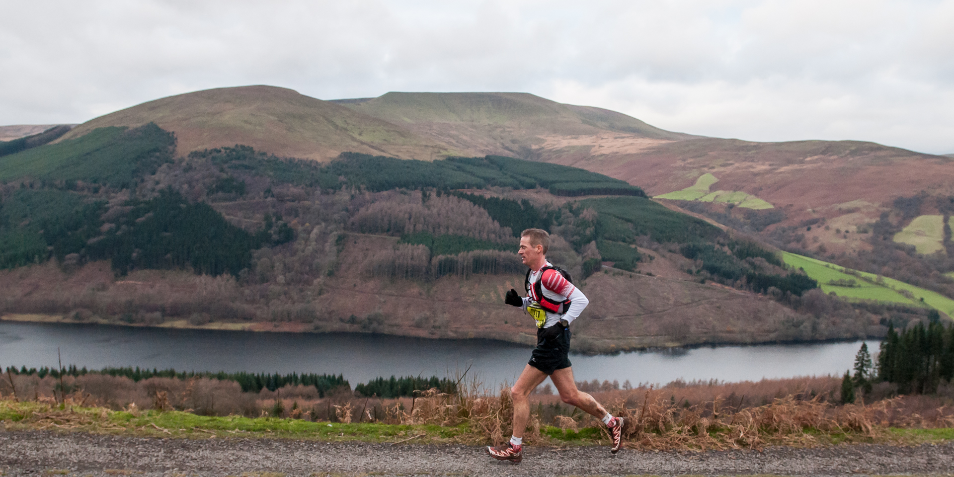 Ultra Brecon 40 - Winter