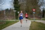 500 meter voor de finish